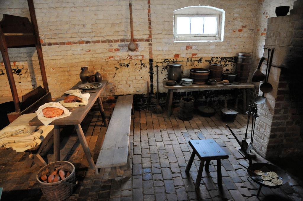 Mount Vernon - Slave Quarters | mbell1975 | Flickr