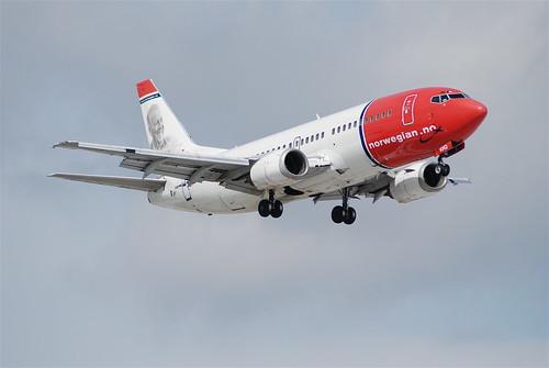 Norwegian Boeing 737-300; LN-KKQ@ZRH;25.03.2008/505ap | by Aero Icarus