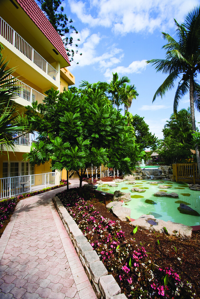 Wyndham Sea Gardens Pompano Beach Florida Walk The Path Flickr