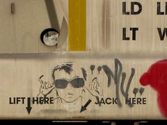 Lift Here    Jack Here