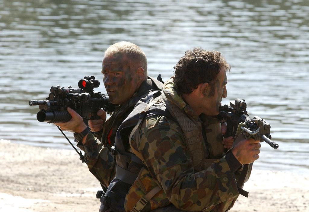 Australian Army - Commandos