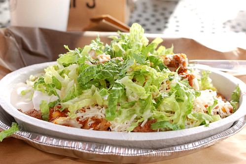 Chipotle Burrito Bowl Unsauce | by Mike Saechang