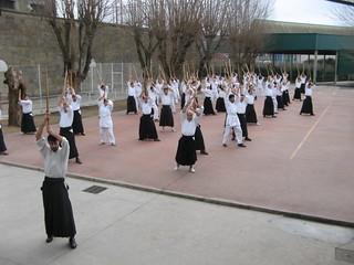 XIII Aikido Koshukai in Vigo (Spain) (15)