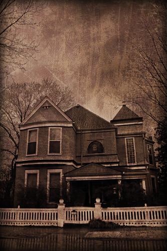 art texture architecture dark scary antique tennessee victorian eerie creepy spooky horror victorianhouse layering murfreesboro spookyhouse dsharonpruitt