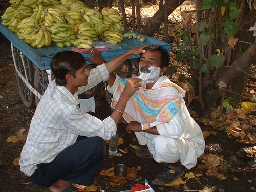 Shaving and Bananas | by Anurag Chugh