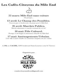 Print | by imagine (le) mile-end