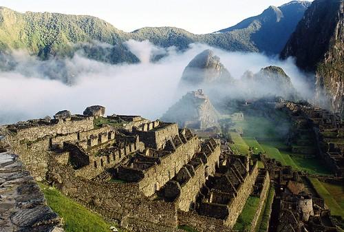Machu Picchu, Peru   by Nimmi S