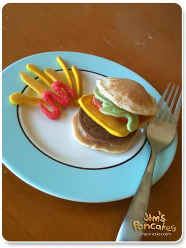 pancake-burger | by Jim's Pancakes