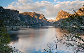 Sunset in Hetch Hetchy | by jcue786