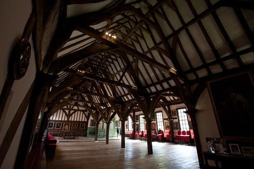 Merchant Adventurers' Hall, York