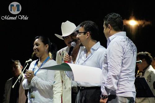 DSC00349 Joan Sebastian 12ª Festival Internacional de Puebla FIP explanada del CCU por LAE Manuel Vela
