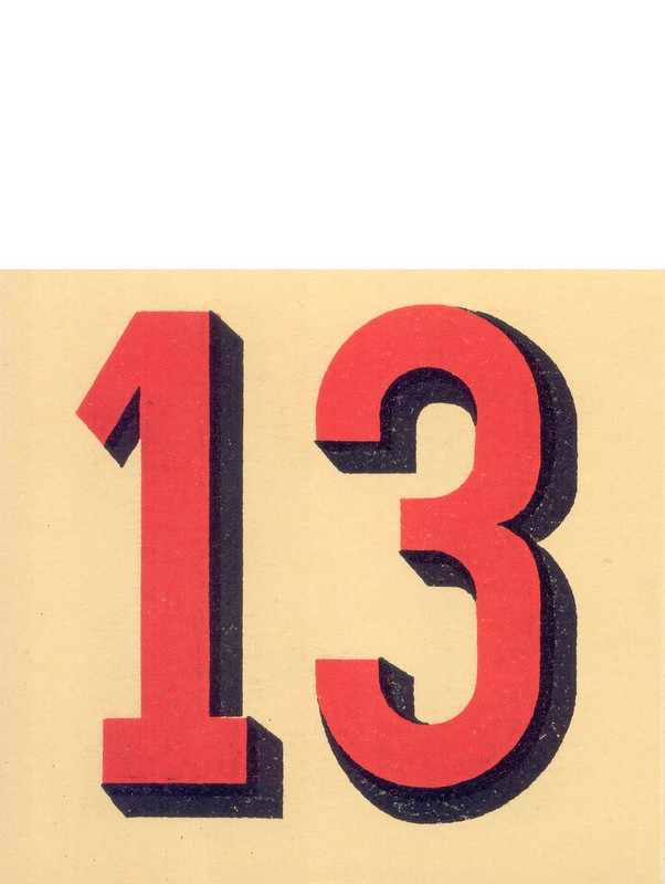 calendrier n13