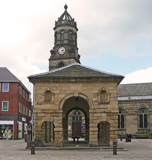 Pontefract Butter Cross 1 | by Tim Green aka atoach
