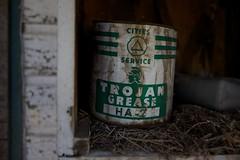 Trojan Grease