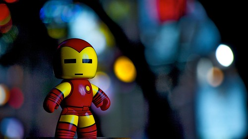 Iron Man | by iconicsummer