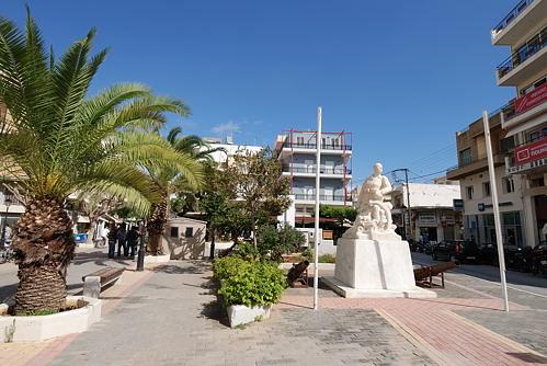 Ierapetra -  Denkmal