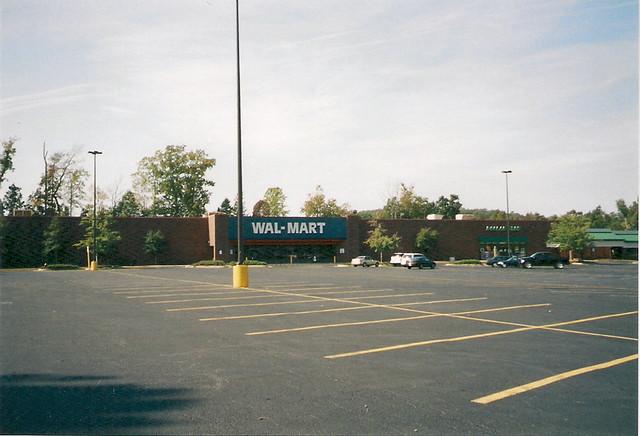 Wal-Mart, Hillsborough, NC