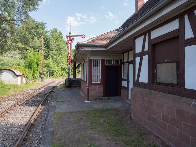 Station van Hinterweidenthal
