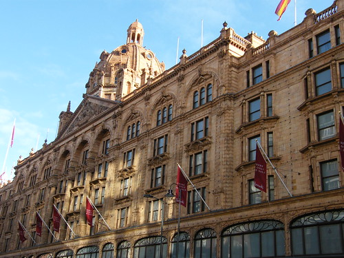 HARRODS : LONDON : BEAUTIFUL ! ENJOY ! WITH LOVE ! :) | by || UggBoy♥UggGirl || PHOTO || WORLD || TRAVEL ||