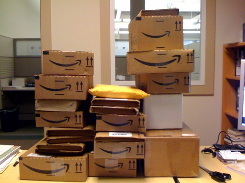 Shipments from Amazon | by public.resource.org