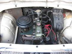 Renault Dauphine Gordini  1960 engine | by willemsknol
