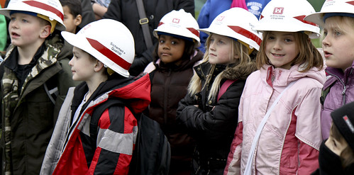 USACE breaks ground on new youth center in Brussels | by USACE Europe District
