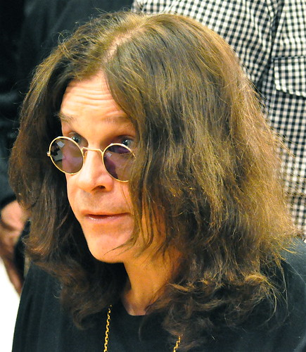 Ozzy Osbourne in Philly