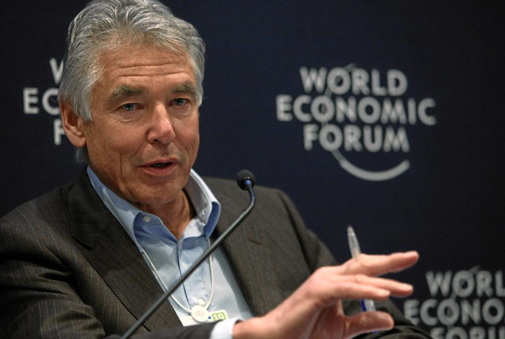 Peter Brabeck-Letmathe - World Economic Forum Annual Meeti… | Flickr