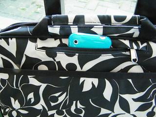 Echo Laptop Bag from Lexie Barnes - Secret Pocket (shhh ...) | by ~kate~