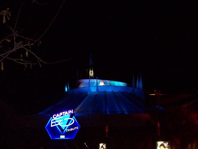 Captain EO & Space Mountain