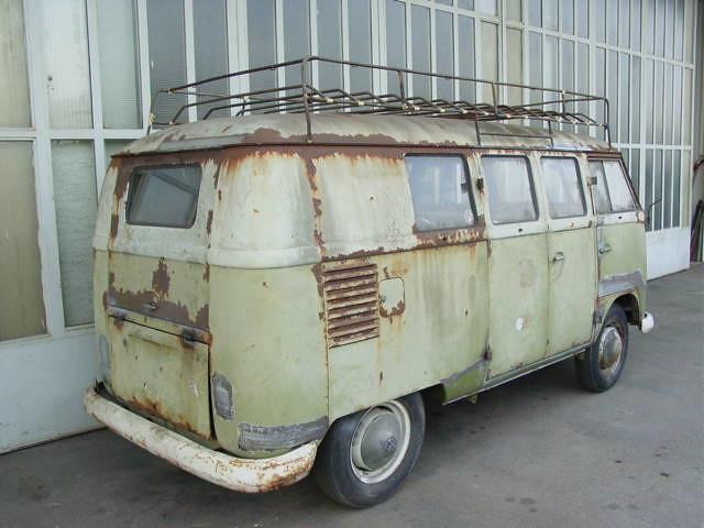 Vw T1 1960 Mobilede Willem S Knol Flickr
