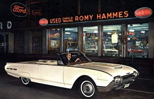 Romy Hammes 1962