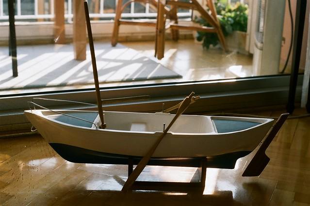 Polyester Ship Model
