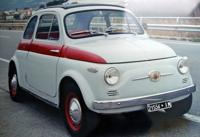 Fiat 500 N Nuova 1957 Ricambi Fiat 500 Flickr