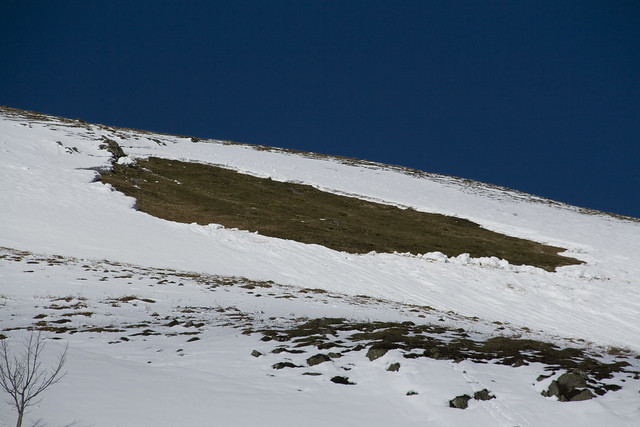 Ochil hills avalanche 3