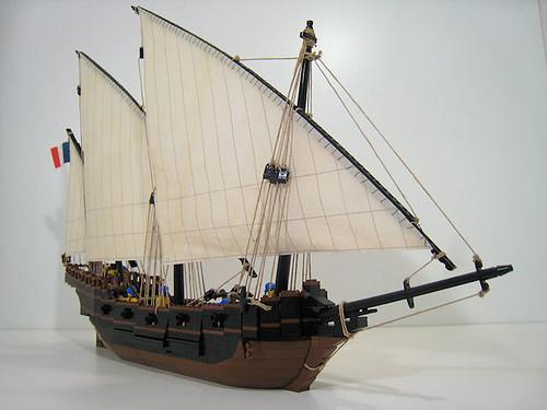 French Navy Xebex