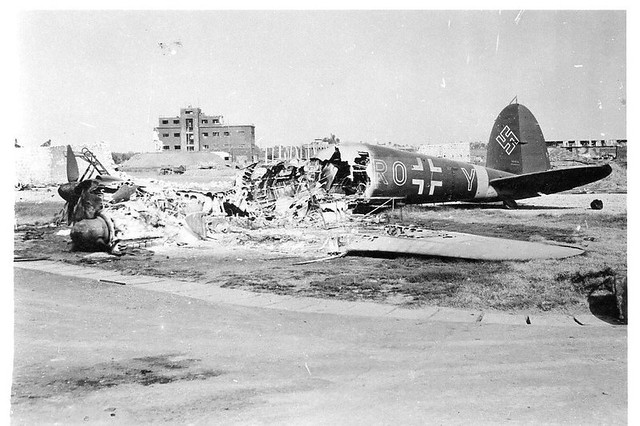 WW2 JU-88 GERMAN AIRCRAFT CATANIA | This is one of dozens of