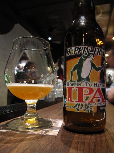 Hoppin Frog Hoppin to Heaven IPA | by Bernt Rostad