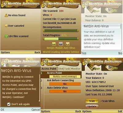 Netqin mobile antivirus free download latest version