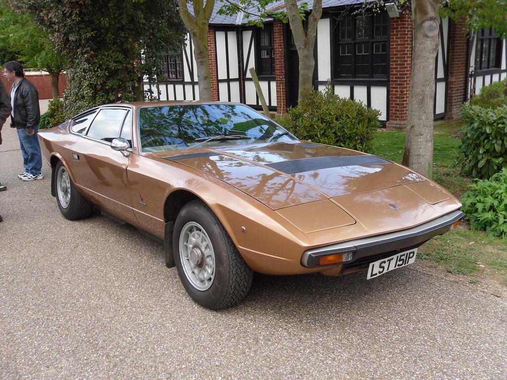 1975 MASERATI KHAMSIN 4.9 V8 COUPE   Its quite odd, when ...