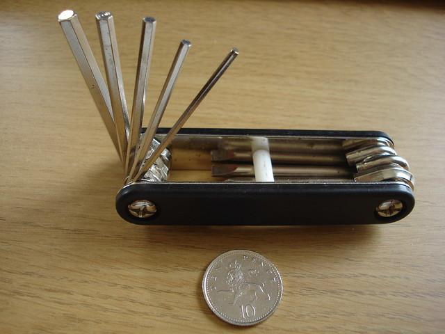 Sainsbury's multi-tool