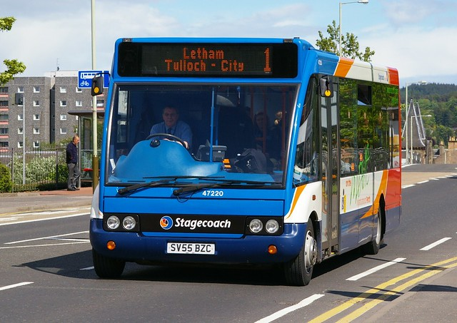 Perth Stagecoach on- the- Move 27/5/2010
