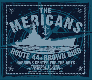 'Mericans 17 June 2010 Narrows Poster By Uncle Pete | by themericans