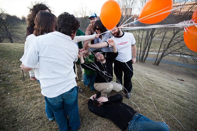 Community Balloon - Albany, NY - 10, Mar - 10