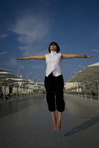 Jumping with Joy - Shanghai Expo | by Squashimono