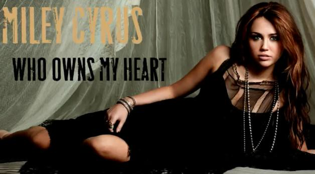 Miley Cyrus Who Owns My Heart If Taking Please Credit Flickr