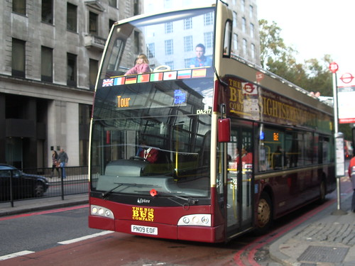 London Sightseeing Bus
