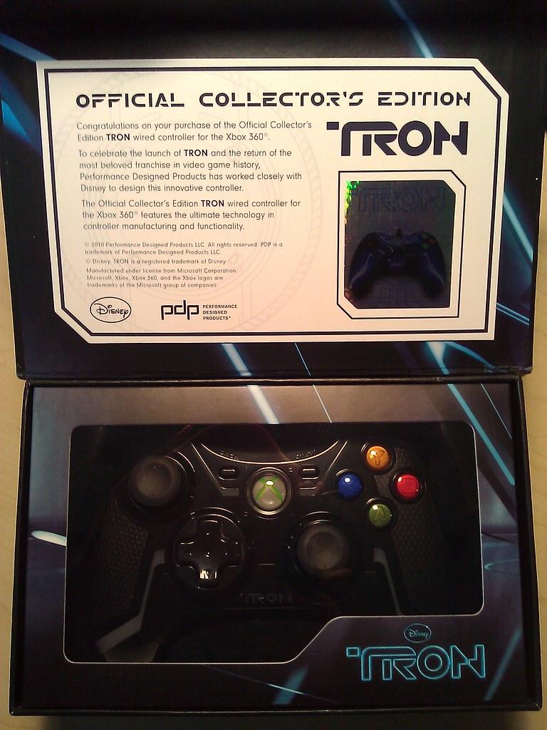 Xbox 360 Tron CE Controller | Major Nelson | Flickr