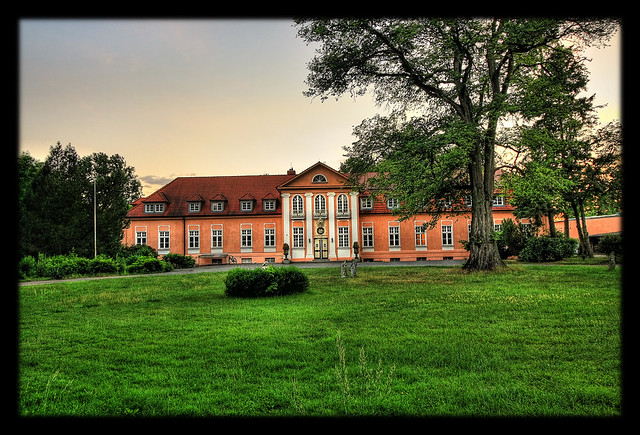 Bantikow - Schloss Bantikow 02