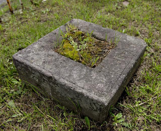 函館外国人墓地 01 Kaite